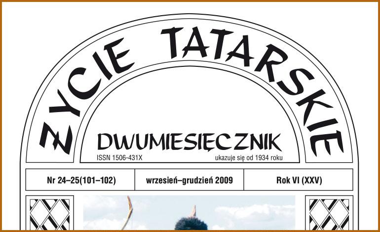 Nr 24–25 (101–102) wrzesień – grudzień 2009